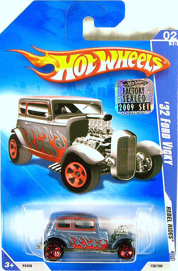 HW09-138(a)* .. 32 Ford Vicky