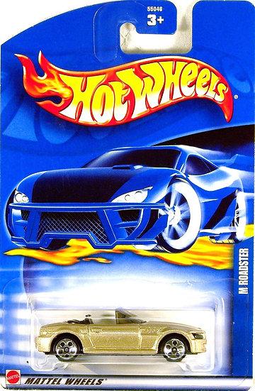 HW02-161(a) .. M Roadster