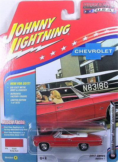 JLMC003-5A .. 1968 Chevy Impala Convertible