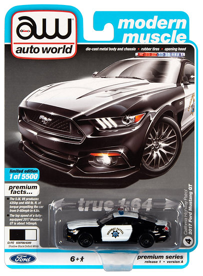 AW64242-4A .. 2017 Ford Mustang GT
