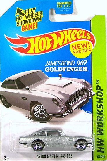 HW14-200 .. Aston Martin 1963 DB5