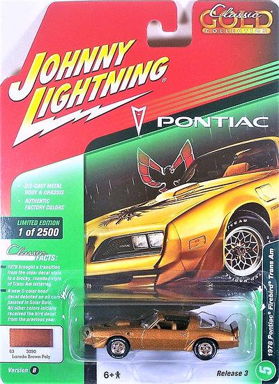 JLCG015-5B .. 1978 Pontiac Firebird Trans Am
