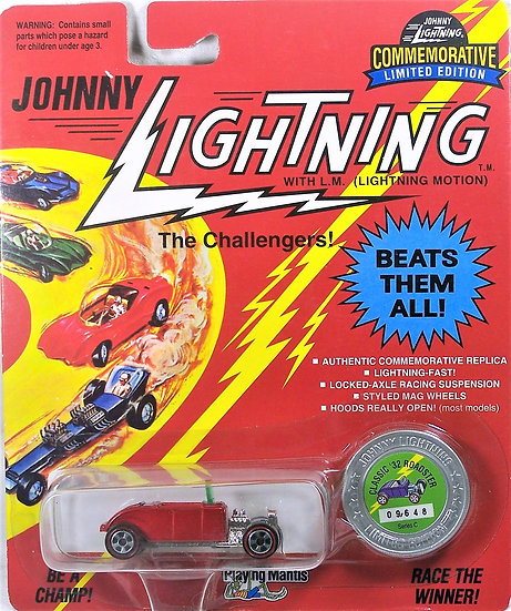 JL 100-130-4 .. Custom '32 Roadster