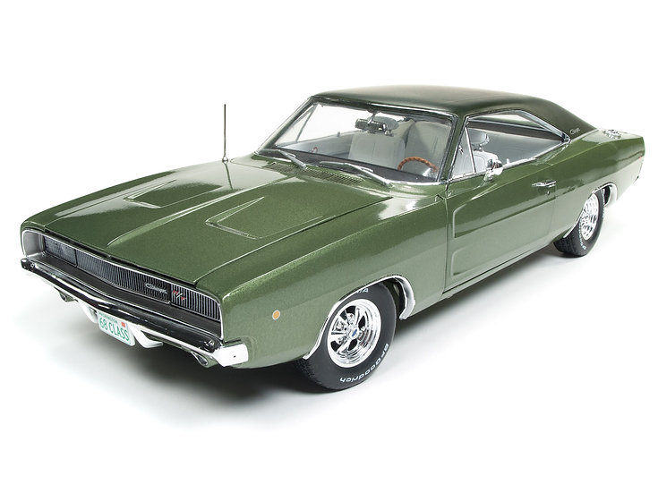 1:18 AMM1140 .. 1968 Dodge Charger R/T