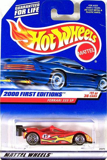 HW00-071 .. Ferrari 333 SP