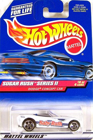 HW99-972(b) .. Dodge Concept Car