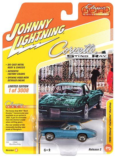 JLCG022-3B .. 1965 Chevy Corvette Hardtop