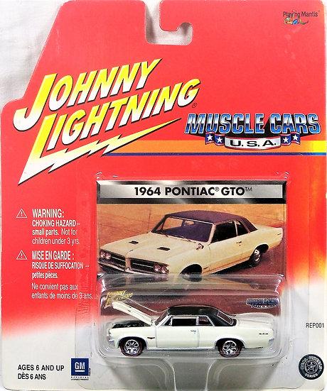 JL 204-35-5 .. 1964 Pontiac GTO