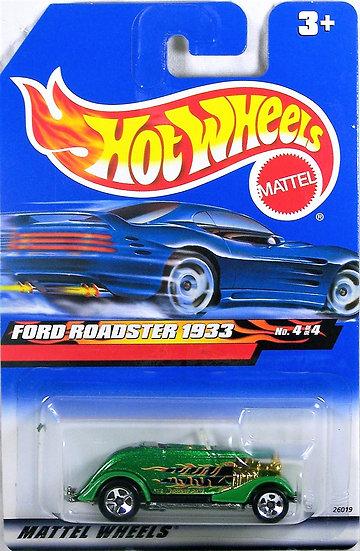 HW00-008(b) .. '33 Ford Roadster