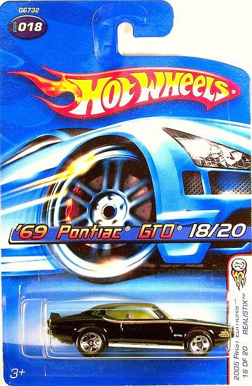 HW05-018(b) .. 69 Pontiac GTO