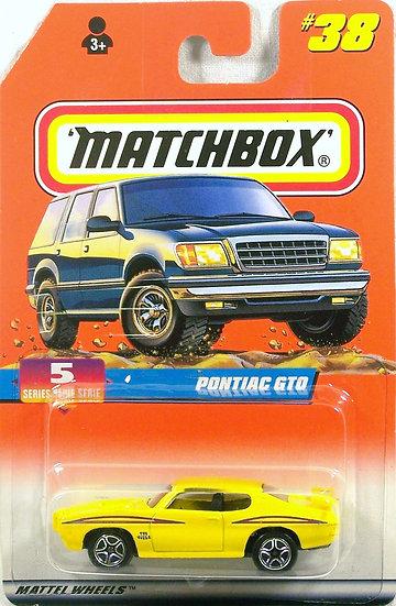 MB98-038 .. Pontiac GTO