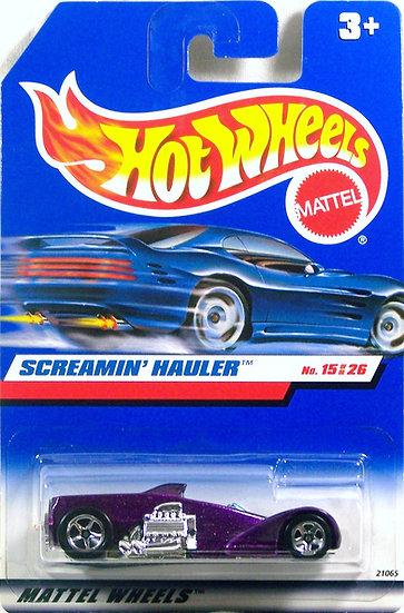 HW99-918 .. Screamin` Hauler