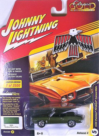 JLCG016-5A .. 1969 Pontiac Firebird Convertible
