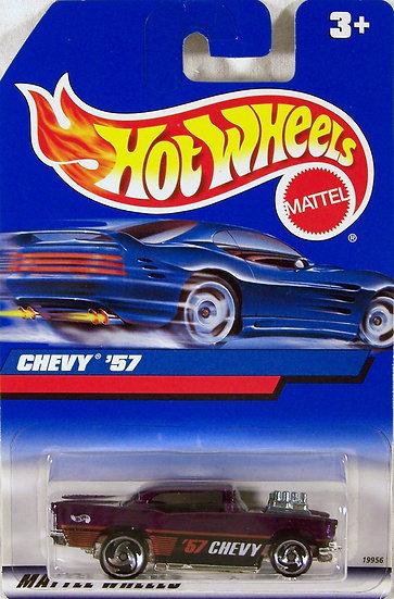 HW98-787 .. '57 Chevy