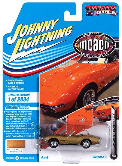 JLMC024-2B .. 1969 Chevy Corvette ZL1