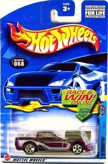 HW02-068(a) .. '97 Corvette