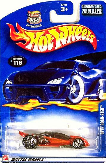 HW03-116 .. Open Roadster