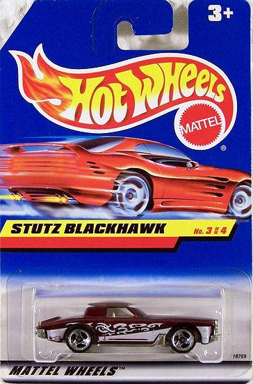 HW98-687 .. Stutz Blackhawk
