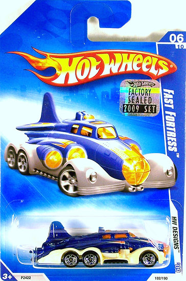 HW09-102(a)* .. Fast Fortress