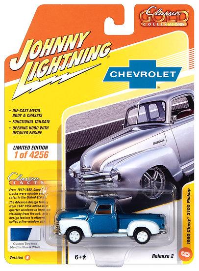 JLCG022-6B .. 1950 Chevy 3100 Pickup