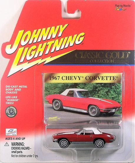 JL 404-08-6 .. 1967 Chevy Corvette