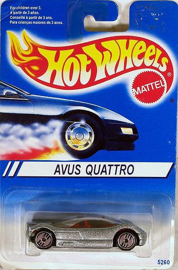 HW95-208 .. Avus Quattro