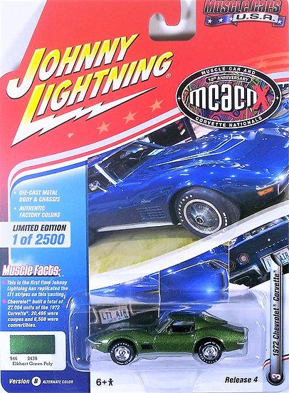 JLMC016-3B .. 1972 Chevrolet Corvette