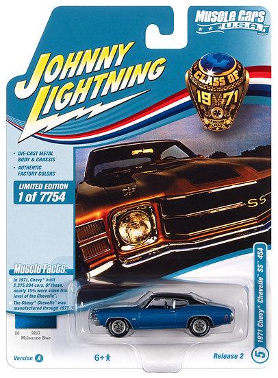 JLMC026-5A .. 1971 Chevy Chevelle SS 454
