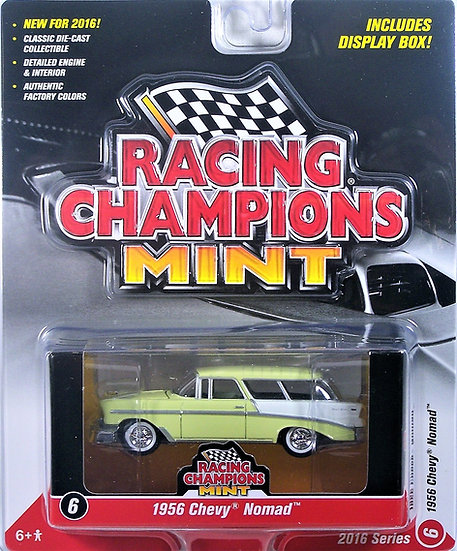 RC001-6A .. 1956 Chevy Nomad