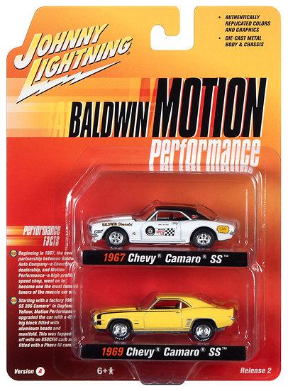 JLPK013-1A ... Baldwin Motion 2-Pack