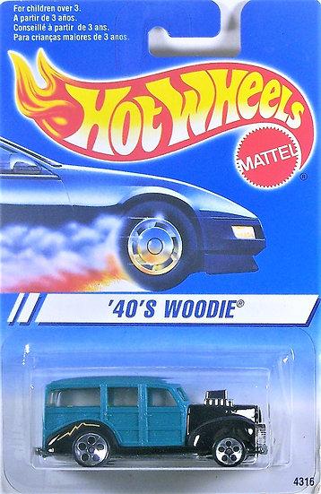 HW95-217(b) .. 40's Woodie