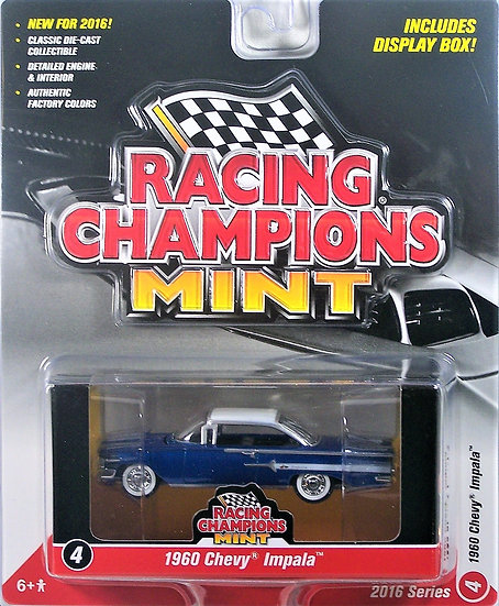 RC001-4A .. 1960 Chevy Impala