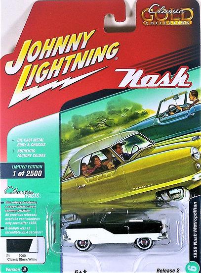 JLCG014-6B .. 1958 Nash Metropolitan