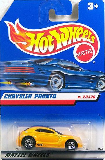 HW99-928 .. Chrysler Pronto