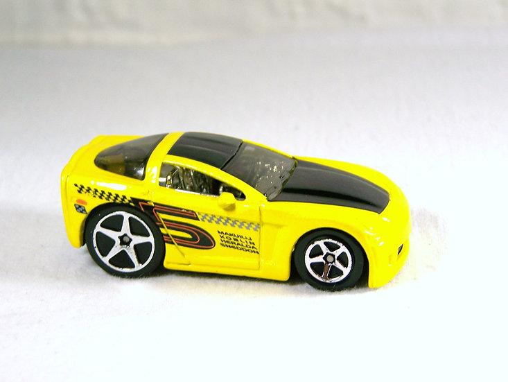 L04-099 .. Tooned 2005 Corvette
