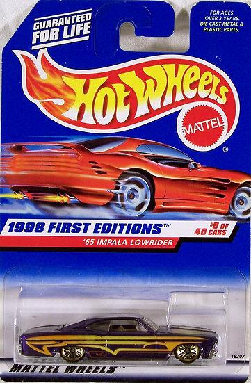 HW98-635 .. '65 Impala Lowrider