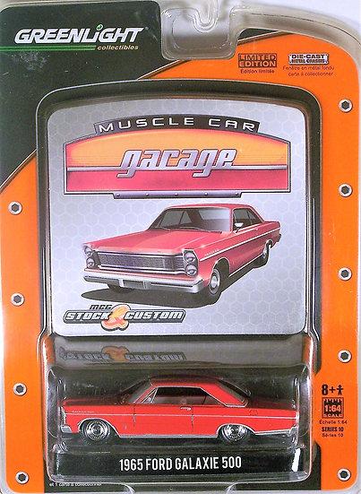 GL MCG10-1 .. 1965 Ford Galaxie 500