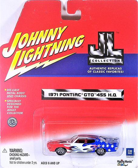 JL 405-04-6 .. 1971 Pontiac GTO 455 HQ
