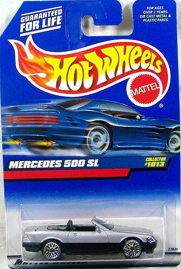HW99-1013 .. Mercedes 500 SL