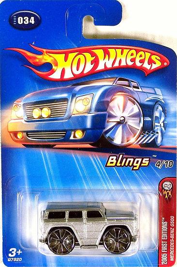 HW05-034(a) .. Mercedes Benz G500