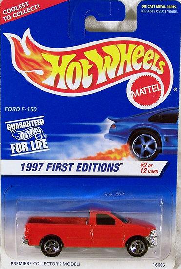 HW97-513 .. Ford F-150