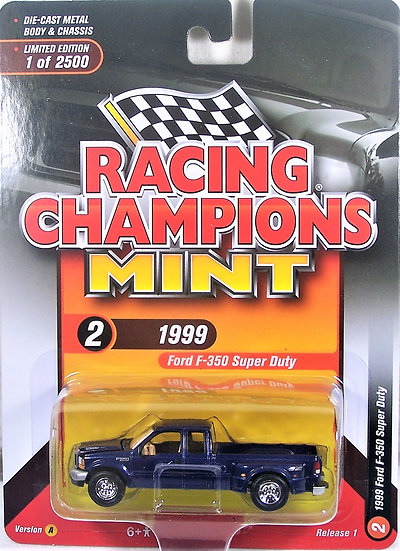 RC007-2A .. 1999 Ford F-350 Super Duty