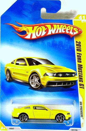 HW09-041(b) .. 2010 Ford Mustang GT