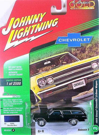 JLCG015-3B .. 1965 Chevy Chevelle 2-Door Wagon