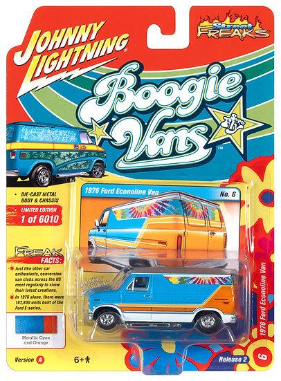 JLSF020-6A .. 1976 Ford Econoline Van (Boogie Vans)