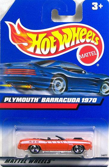 HW99-1063 .. 1970 Plymouth Barracuda