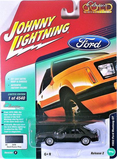 JLCG014-1B .. 1982 Ford Mustang GT