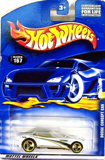 HW00-167(a) .. Dodge Concept Car