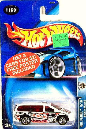 HW03-169 .. Dodge Caravan
