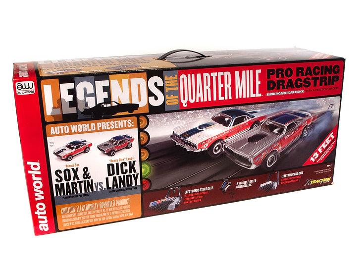 SRS332 .. Legends of the Quarter Mile Pro Racing Dragstrip